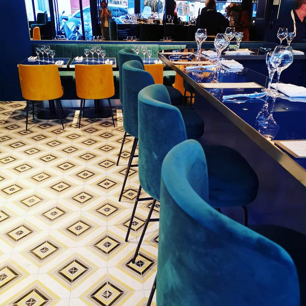 restaurant fruits de mer à Paris